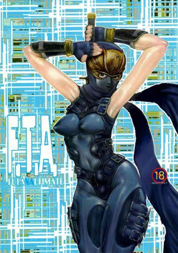 Amazing F.T.A. Futanaltimate- Dead or alive hentai Digital Mosaic