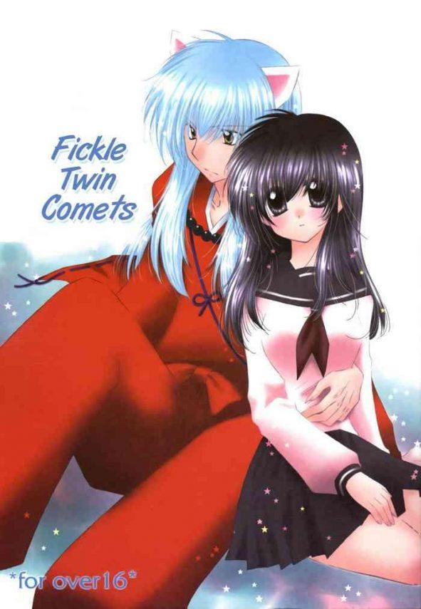 Yaoi hentai Kimagure Futahoshi | Fickle Twin Comets- Inuyasha hentai Adultery