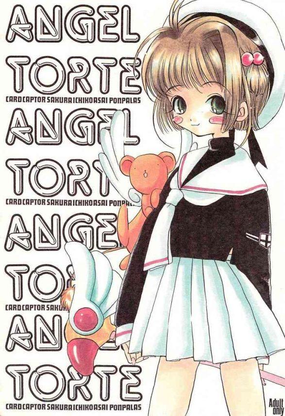 Groping ANGEL TORTE- Cardcaptor sakura hentai Massage Parlor