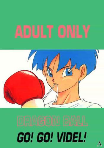 Porn Go! Go! Videl!- Dragon ball z hentai Dragon ball hentai Massage Parlor