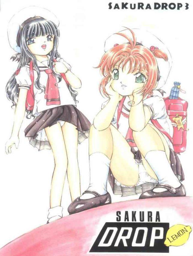 Big breasts Sakura Drop 3 Lemon- Cardcaptor sakura hentai Egg Vibrator