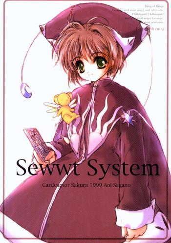 Hot Sewwt System- Cardcaptor sakura hentai Big Vibrator