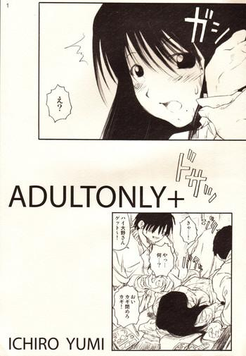 Men ADULTONLY+- Sailor moon hentai Genshiken hentai Gayclips